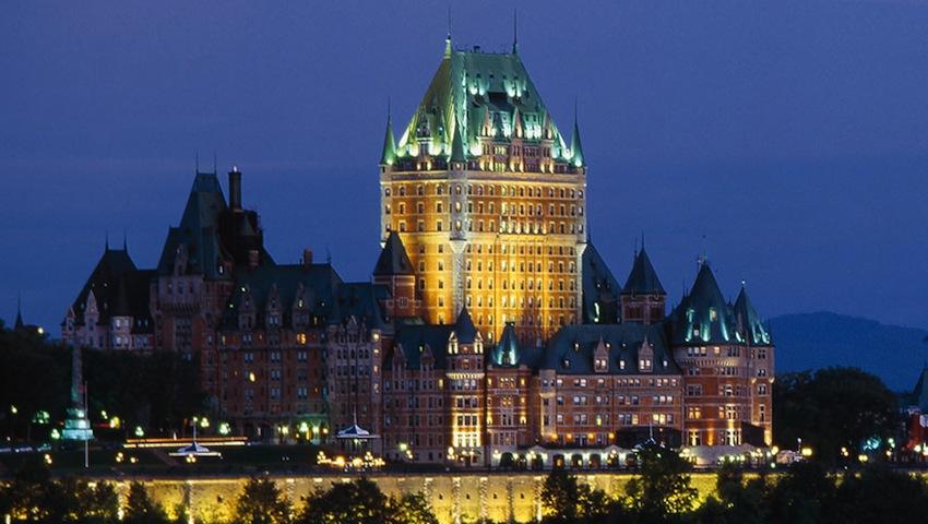 """Quebec cel mai """"european"""" oras din America de Nord(I)"""