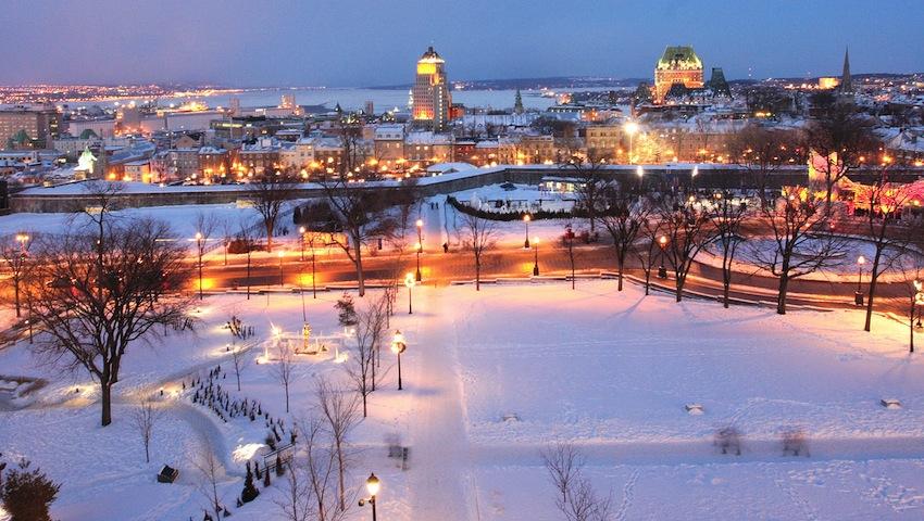 "Quebec cel mai ""european"" oras din America de Nord (II)"