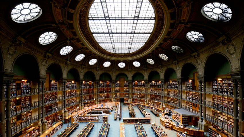 Cele mai faimoase biblioteci din lume (III)