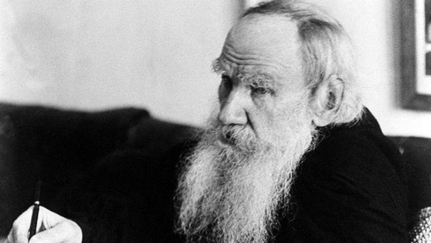 Lev Tolstoi către fiul său Ilya