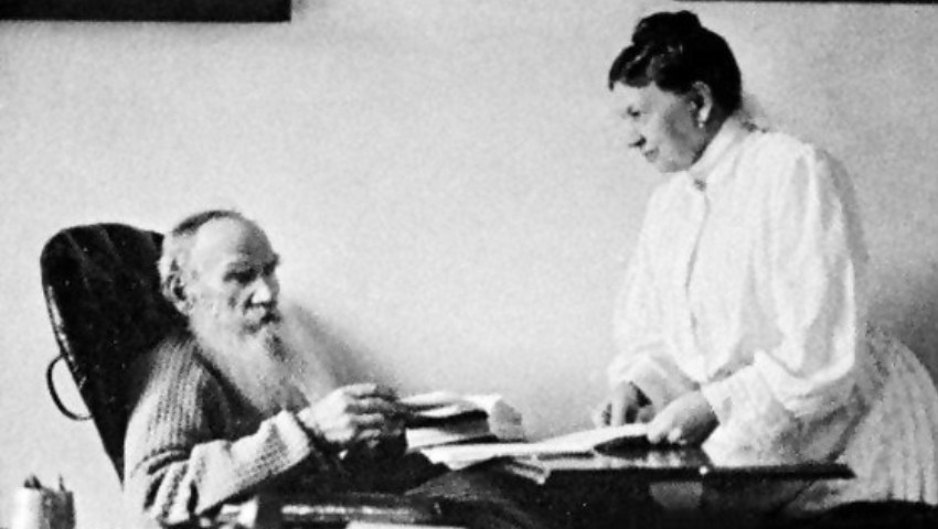 Sofia Tolstaia-Lev Tolstoi:iubire și ură, devotament și loialitate