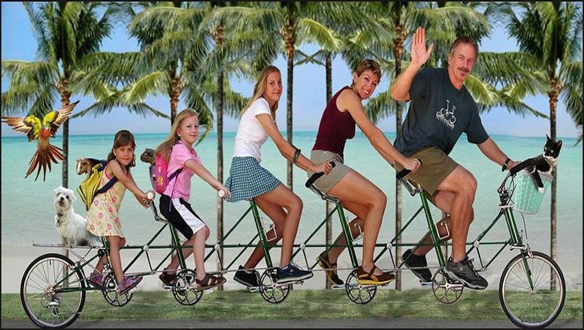 Familia Da Las´că merge ș-așa