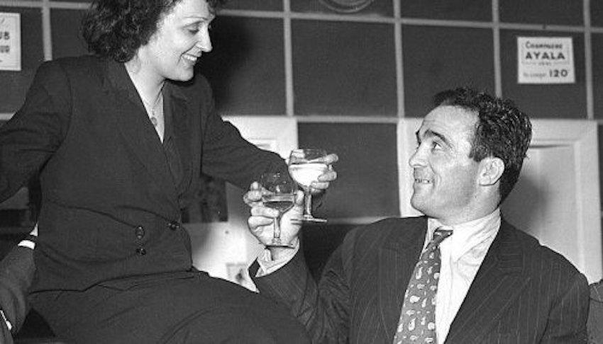 Edith Piaf-Marcel Cerdan: Dumnezeu îi aduce alaturi pe cei care se iubesc