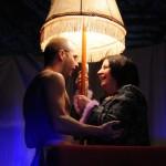 """Spectacolul """"O noapte furtunoasa"""" in regia lui Gelu Colceag, produs de studio Amena."""