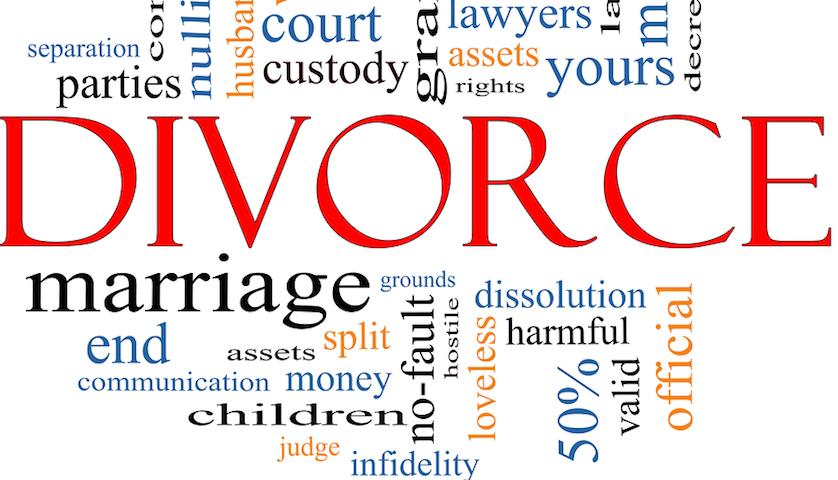 Divortul ultima solutie
