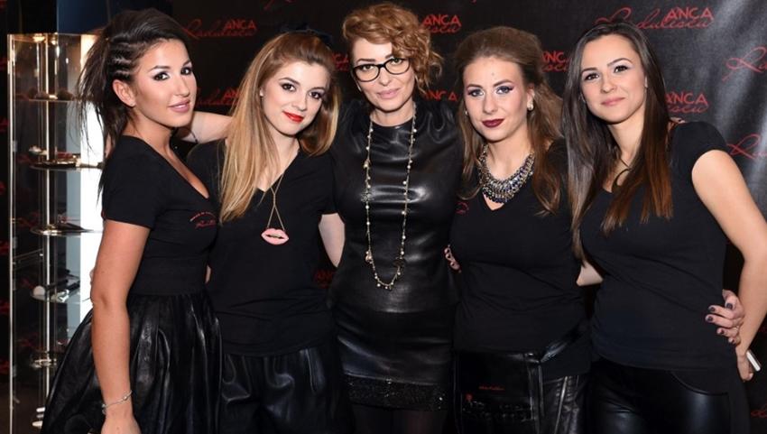 Anca Radulescu: Primul brand de pensule profesionale pentru machiaj
