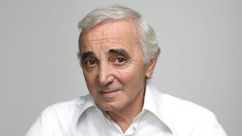 Amintiri memorabile cu Charles Aznavour