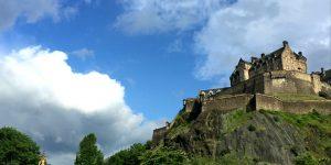 castelul din edimburgh