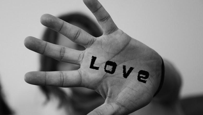 Iubirea traita in tacere