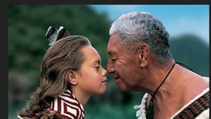 Maori-nose-rub