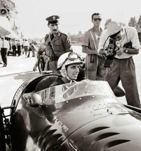 Maria Teresa de Filippis @ Italian GP 1958
