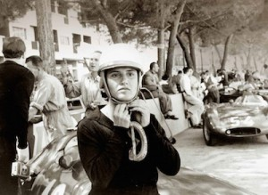 Maria Teresa de Filippis @ Monte Carlo GP 1958