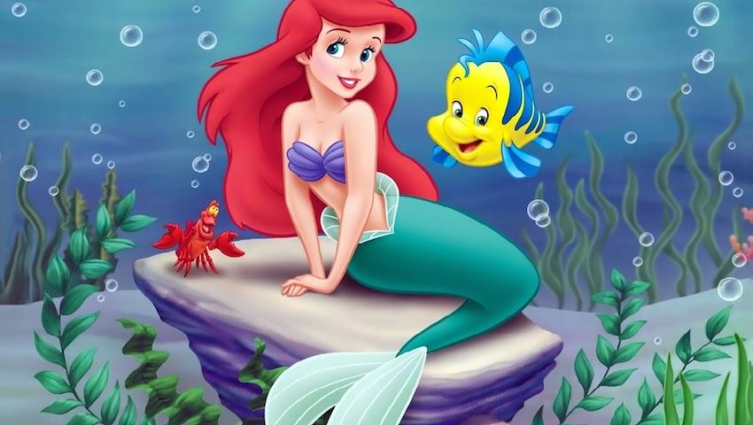 Mica Sirena si Vocea
