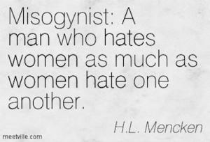 misoginism
