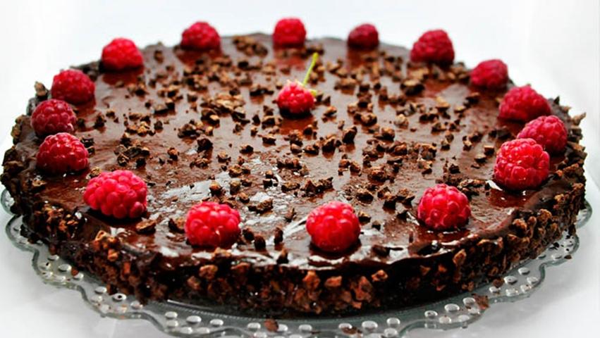 Raw Vegan: dulciuri sanatoase