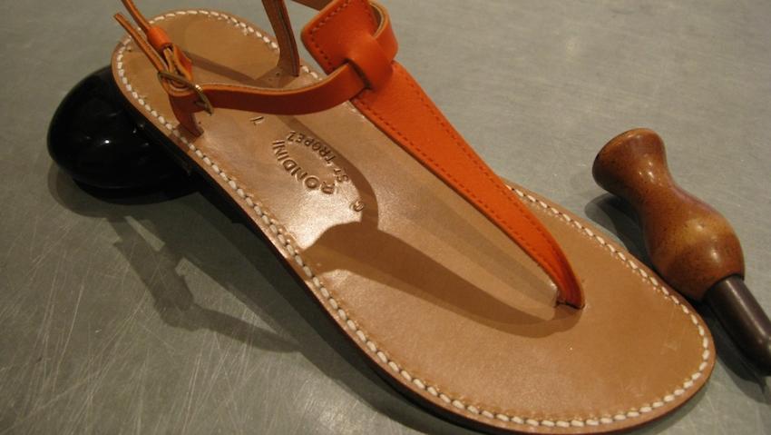 Rondini, sandalele perfecte