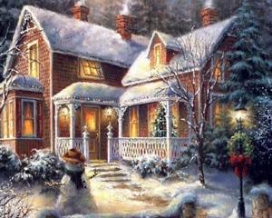 Santa-Claus-House
