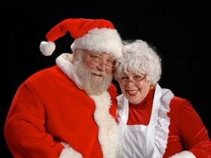 Santa-wife