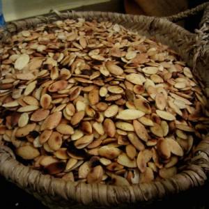 seminte de argan prajite