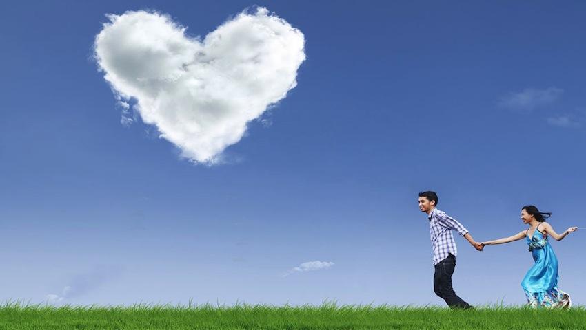 Îndrăgostirea-calea către iubire