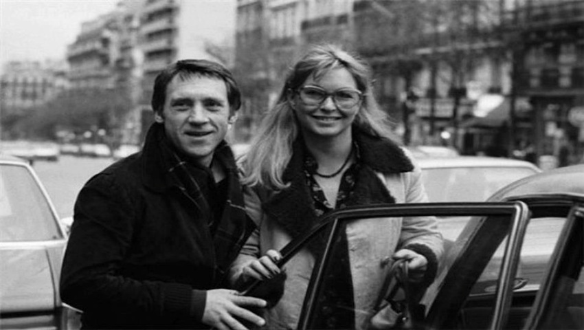 Vladimir Visotki și Marina Vlady