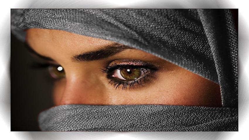 Musulmana sau femeie?