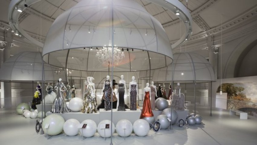 Haute Couture la Victoria & Albert Museum