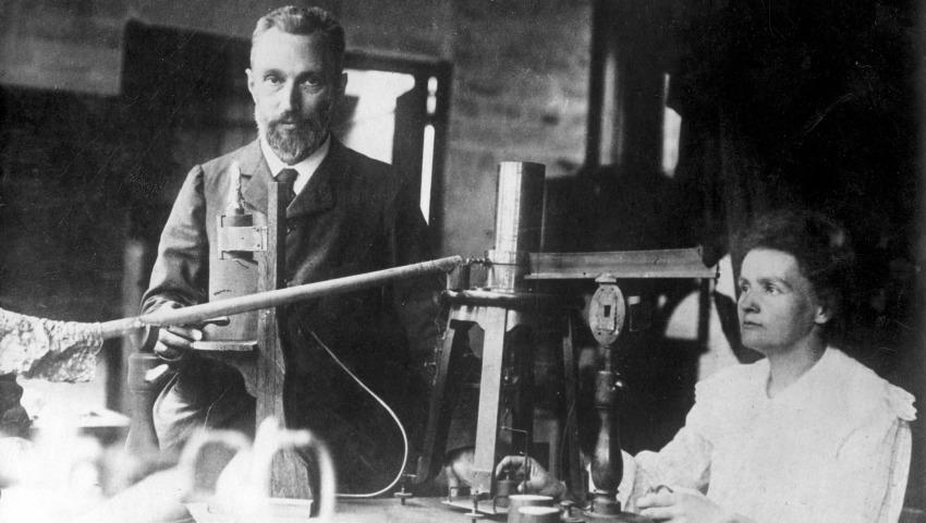 Marie Curie despre viata sa alaturi de Pierre Curie