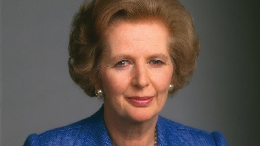 Margaret Thatcher a incetat din viata