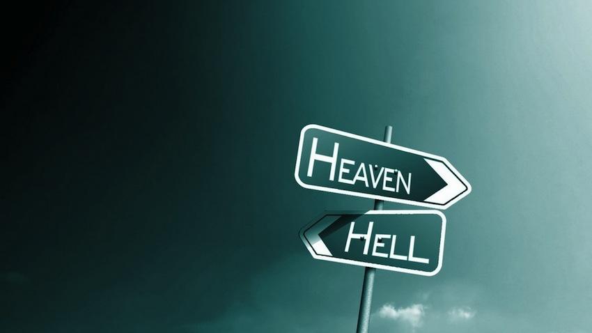 Drumul spre iad