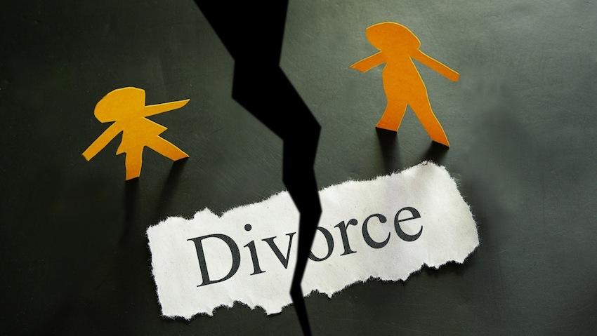 Divortul: o umbra trecatoare