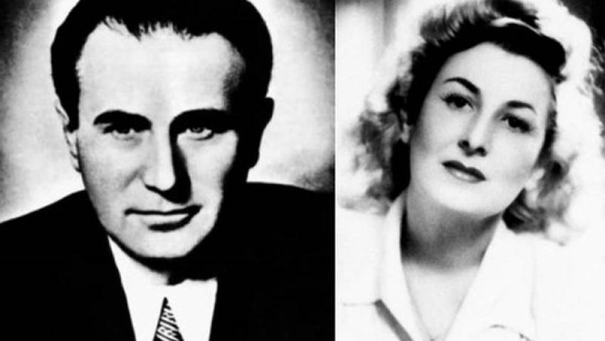 Camil Petrescu si Cella Serghi: Mi-era dor de iubire …