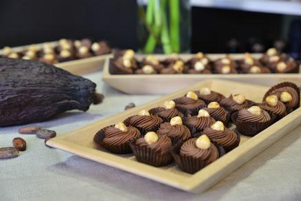Ciocolata Leonidas. Ispita dulce din targul Iesilor