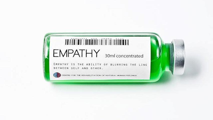 Empatie si placerea calma de sine